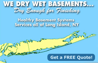 bill simone 39 s healthy basement systems in long island ny basement